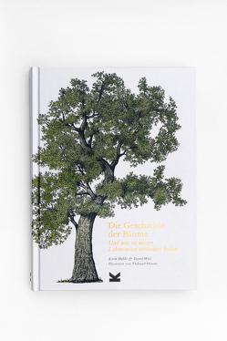 Die Geschichte der Bäume von Hérem,  Thibaud, Hobbs,  Kevin, West,  David