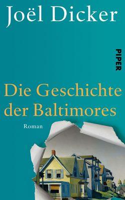 Die Geschichte der Baltimores von Alvermann,  Andrea, Dicker,  Joël, Große,  Brigitte