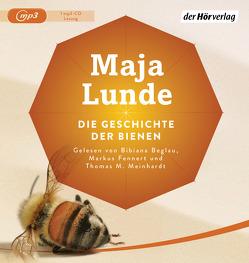 Die Geschichte der Bienen von Allenstein,  Ursel, Beglau,  Bibiana, Fennert,  Markus, Lunde,  Maja, Meinhardt,  Thomas M.