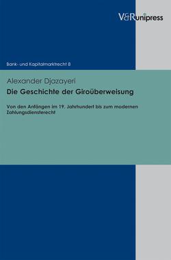 Die Geschichte der Giroüberweisung von Djazayeri,  Alexander