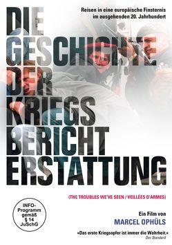 Die Geschichte der Kriegsberichterstattung von Ophüls,  Marcel
