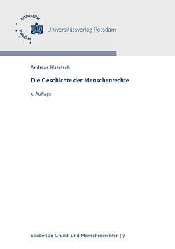 Die Geschichte der Menschenrechte von Haratsch,  Andreas