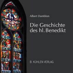 Die Geschichte des hl. Benedikt von Damblon,  Albert