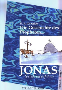 Die Geschichte des Propheten Jonas von Cheedoo,  R A