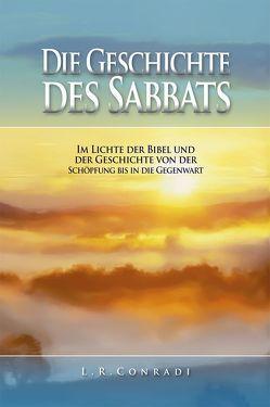 Die Geschichte des Sabbats von Conradi,  Ludwig Richard