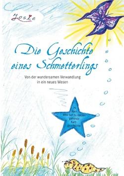 Die Geschichte eines Schmetterlings von Schaefer,  Karin