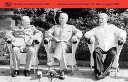 Die Geschichte hinter dem Bild von Steininger,  Rolf