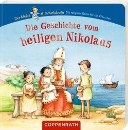 Die Geschichte vom heiligen Nikolaus von Wissmann,  Maria