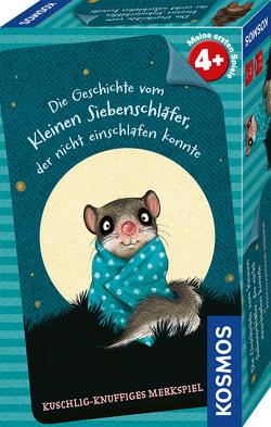 Die Geschichte vom kleinen Siebenschläfer, der nicht einschlafen konnte von Meister,  Heinz