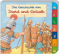 Die Geschichte von David und Goliath von Droop,  Constanza, Lörks,  Vera
