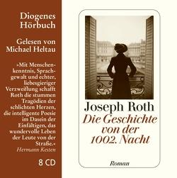 Die Geschichte von der 1002. Nacht von Heltau,  Michael, Roth,  Joseph