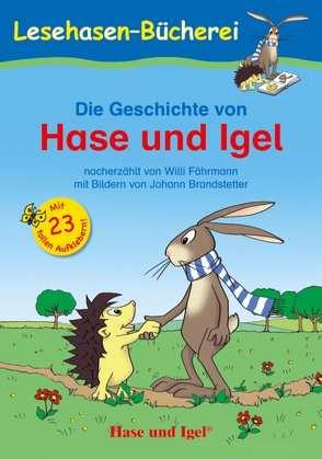 Die Geschichte von Hase und Igel von Brandstetter,  Johann, Faehrmann,  Willi
