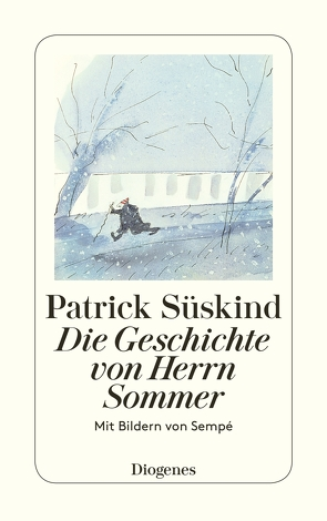 Die Geschichte von Herrn Sommer von Sempé,  Jean-Jacques, Süskind,  Patrick