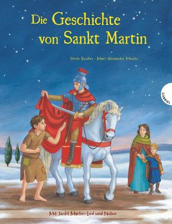 Die Geschichte von Sankt Martin von Beutler,  Dörte, Schulze,  Marc-Alexander