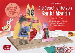 Die Geschichte von Sankt Martin von Scherzer,  Gabi
