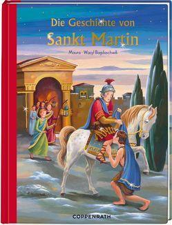 Die Geschichte von Sankt Martin (Mini-Ausgabe) von Bagdaschwili,  Wasyl, Maura