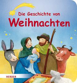 Die Geschichte von Weihnachten von Görtler,  Carolin, Langen,  Annette
