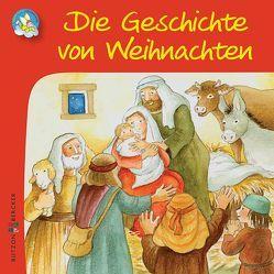 Die Geschichte von Weihnachten von Frisque,  Anne-Marie
