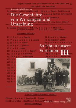 Die Geschichte von Winzingen und Umgebung von Schellenberger,  Bernardin