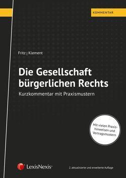 Die Gesellschaft bürgerlichen Rechts von Fritz,  Christian, Klement,  Felix Michael