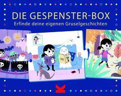 Die Gespenster-Box von Bailey,  Ella