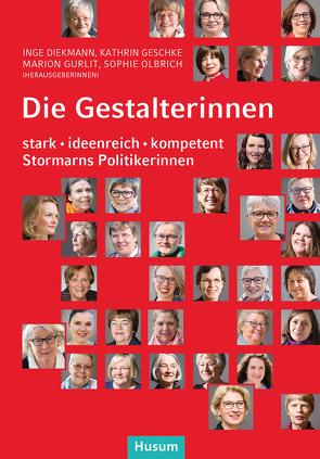 Die Gestalterinnen von Diekmann,  Inge, Geschke,  Kathrin, Gurlit,  Marion, Olbrich,  Sophie