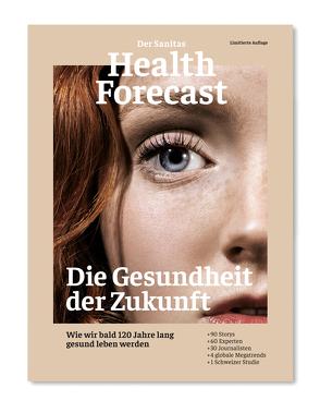 Die Gesundheit der Zukunft – Edition 2020 von Sanitas Health Forecast
