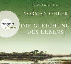 Die Gleichung des Lebens von Kuhnert,  Reinhard, Ohler,  Norman