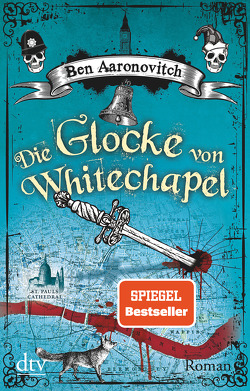 Die Glocke von Whitechapel von Aaronovitch,  Ben, Blum,  Christine
