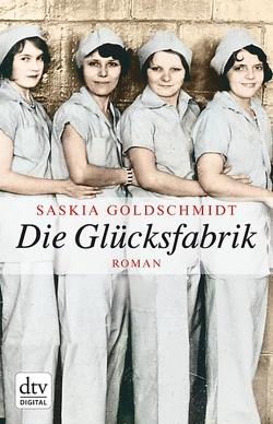 Die Glücksfabrik von Ecke,  Andreas, Goldschmidt,  Saskia