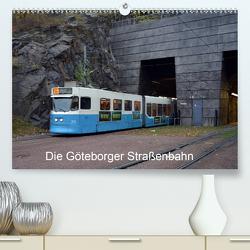 Die Göteborger Straßenbahn (Premium, hochwertiger DIN A2 Wandkalender 2021, Kunstdruck in Hochglanz) von Gerstner,  Wolfgang