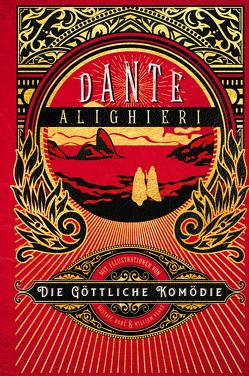 Die Göttliche Komödie von Alighieri,  Dante, Blake,  William, Doré,  Gustave
