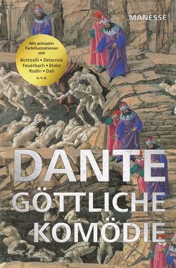 Die göttliche Komödie von Alighieri,  Dante, Wartburg,  Ida von, Wartburg,  Walther von