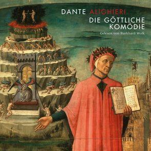 Die göttliche Komödie von Alighieri,  Dante, Walczak,  Alexandra, Willer,  Reinhard, Witte,  Karl, Wolk,  Burkhard