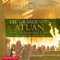 Die Gräber von Atuan (Die Erdsee-Saga 2) von Le Guin,  Ursula K., Lunow,  Luise, Möhring,  Hans Ulrich, Noelle,  Karen, Riffel,  Sara, Siebeck,  Oliver