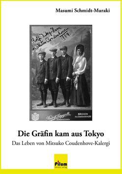 Die Gräfin kam aus Tokyo von Schmidt-Muraki,  Masumi