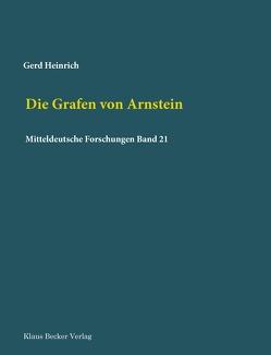Die Grafen von Arnstein von Heinrich,  Gerd