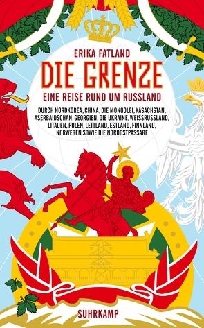 Die Grenze von Fatland,  Erika, Sonnenberg,  Ulrich