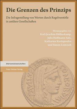 Die Grenzen des Prinzips von Hoffmann-Salz,  Julia, Hölkeskamp,  Karl-Joachim, Kostopoulos,  Katharina, Lentzsch,  Simon