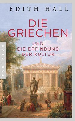 Die Griechen von Hall,  Edith, Juraschitz,  Norbert