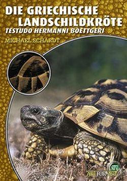 Die Griechische Landschildkröte von Schardt,  Michael