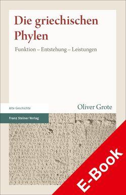 Die griechischen Phylen von Grote,  Oliver