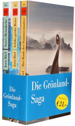 Die Grönland-Saga von Riel,  Jörn