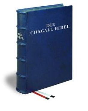 Die Große Chagall Bibel von Chagall,  Marc, Goldmann,  Christoph