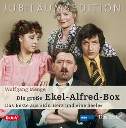 Die große Ekel-Alfred-Box von Krebs,  Dieter, Krekel,  Hildegard, Menge,  Wolfgang, Schubert,  Heinz, Wiedemann,  Elisabeth
