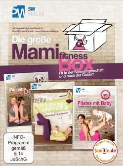Die große Mamifitness-Box von Werner,  Katharina, Wetterau,  Jana