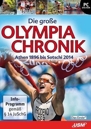 Die große Olympia-Chronik 2014