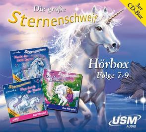 Die große Sternenschweif Hörbox Folgen 7-9 (3 Audio CDs) von Chapman,  Linda