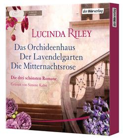 Die große Box: Das Orchideenhaus – Der Lavendelgarten – Die Mitternachtsrose von Hauser,  Sonja, Kabst,  Simone, Riley,  Lucinda