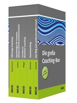 Die große Coaching-Box von Engelmann,  Bea, Hofert,  Svenja, Migge,  Björn, Schmitz,  Michael, Schulte,  Thomas